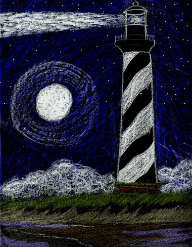 Hatteras Nightlights