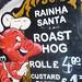 hog roast stall