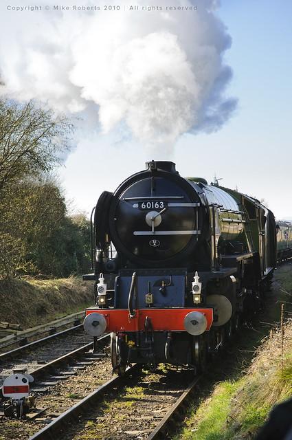 A1 Class 'Tornado'