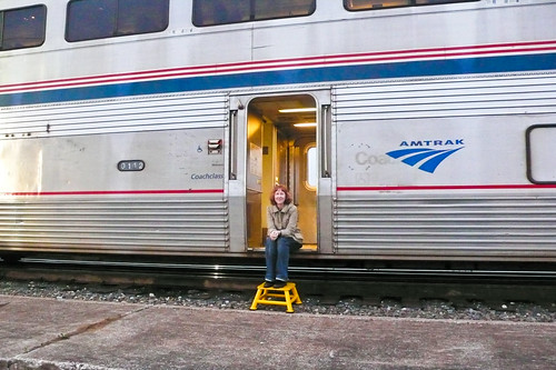 Amtrak and me