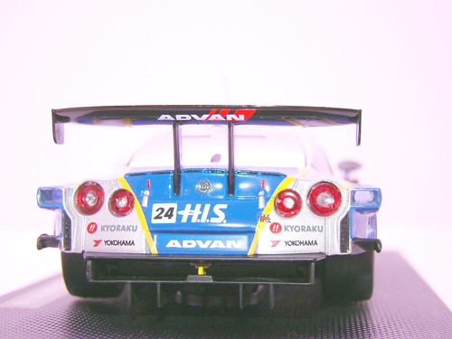 EBBRO HIS ADVAN KONDO GT-R SUPER GT 500 2009 RD.7 FUJI (8)