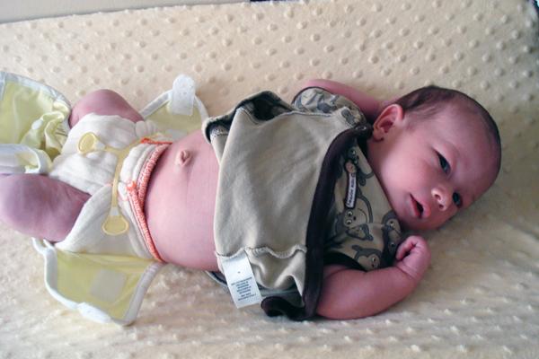 cloth diaper of choice