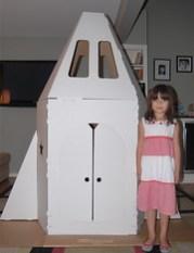 KidsCraft Shuttle Imagination
