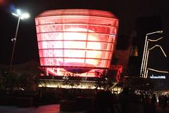 台灣館-跟發爐一樣火燒滾滾