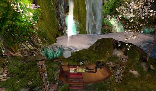 WETLands waterfalls