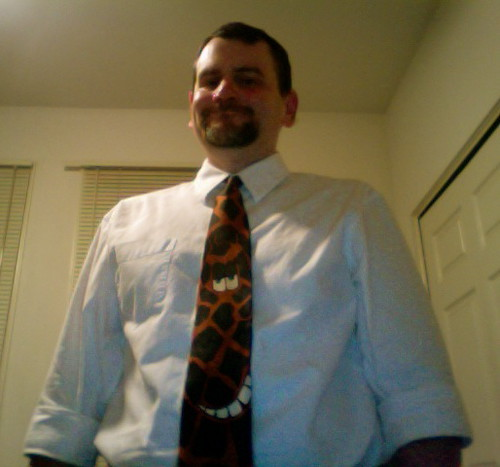 Necktie Thursday 10/27/2010