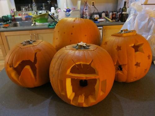 Pumpkin Quartet