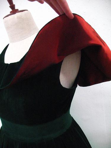 Christmas dress - no sleeves