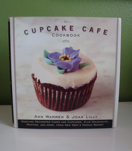 Cupcake Cafe Cookbook