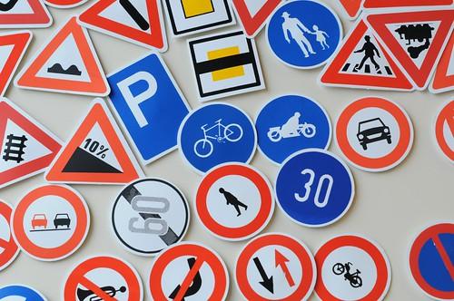 """Foto """"segnali stradali"""" by Gianfranco Goria - flickr"""