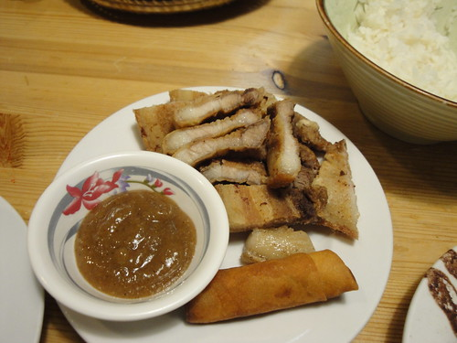 Lechong Kawali - Fried Pork Belly