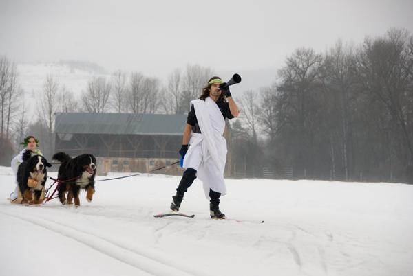 Methow Valley Doggie Dash