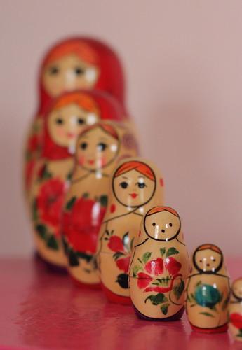Matroshka Dolls