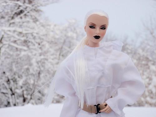 Snowbound Luchia