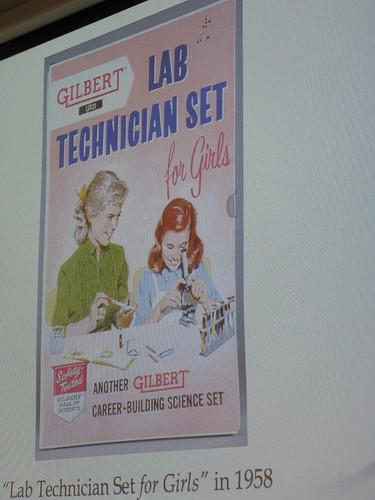 1968 Chemistry set