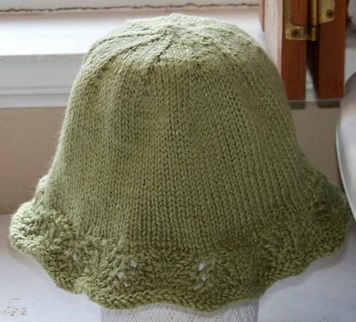 Green linen 1