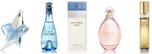 Mother's Day Top Fragrances