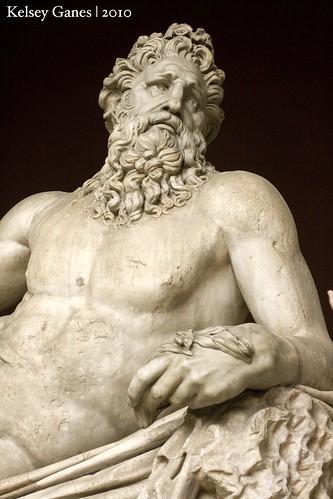 Musei Vaticani - Reclining River God