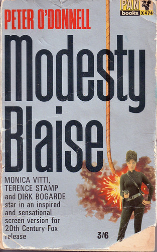 Modesty Blaise [front]