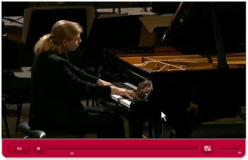 Denis Kozhukhin (Russia) 1st Prize - International Queen Elisabeth Piano Competition
