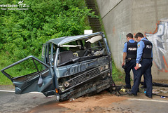 Tödlicher Verkehrsunfall L3006 Eddersheim 30.05.10