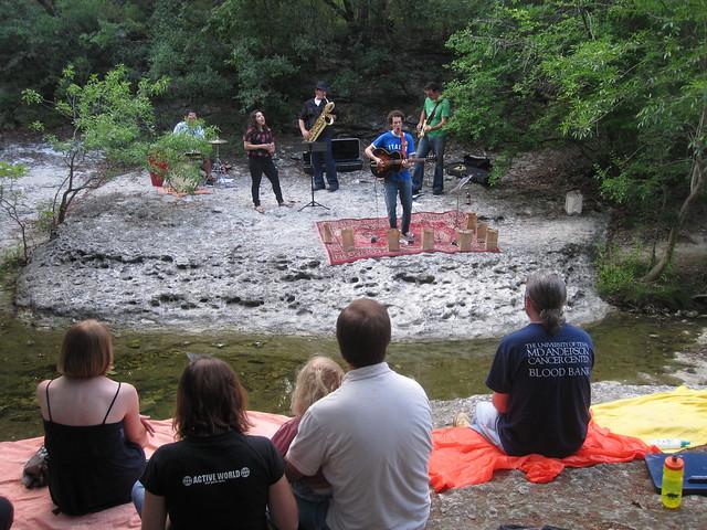 J's Concert by Blunn Creek