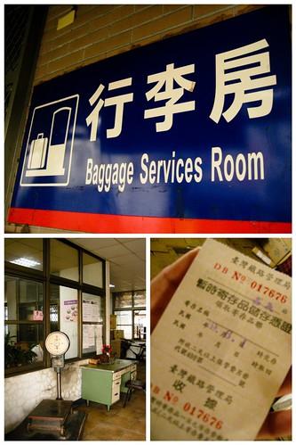 baggage services