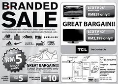 Branded Sports Sale
