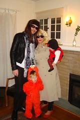 A Halloween Family