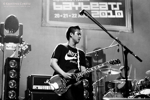 Chicosci at Baybeats 2010