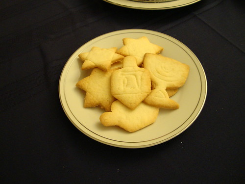 Chanukah Cookies (Gluten-free)