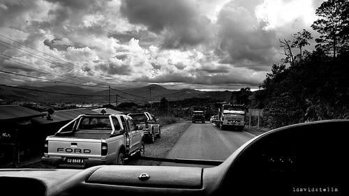 Ranau drive-by {wide}
