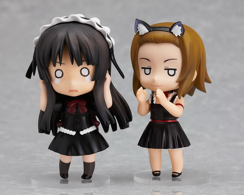 Nendoroid K-ON! Mio and Ritsu Live Stage Set 04