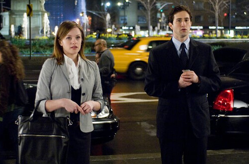 Elisabeth Moss and Jesse Liebman in Did You Hear About the Morgans?