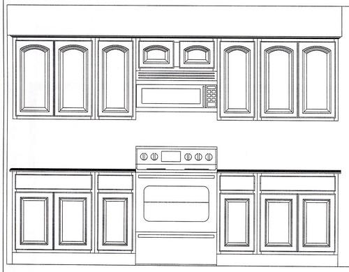 Kitchen Model - Range
