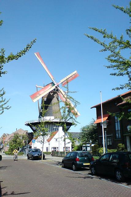 Windmill in Wassenaar