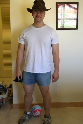 Lawn Mowing Getup