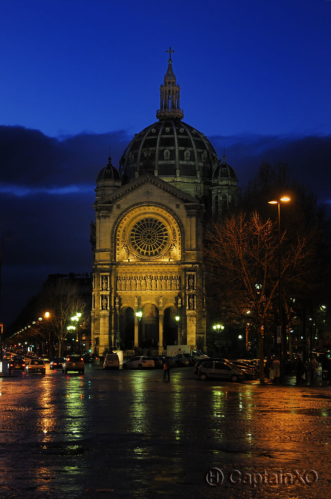 St. Augustine Church, Paris