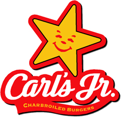 Carls jr Logo