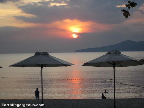 Sunset at Anvaya