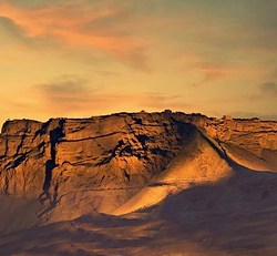 Amazing panorama of Masada at twilight by avinoam michaeli, on Flickr