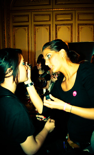 bareMinerals Make-up Session
