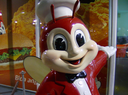 PINOY SUPERBRANDS: MR. JOLLIBEE TO YOU by Michael Francis McCarthy, on Flickr