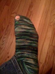 RIP Monkey socks