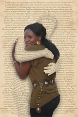Embraced by Words