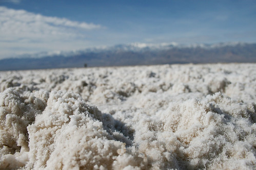 Badwater Salt - Death Valley