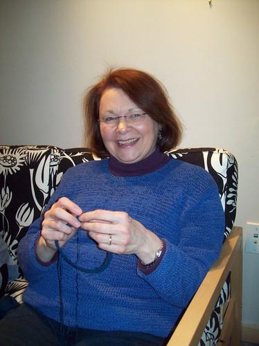 Knitting Nomads Team