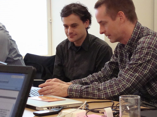 Willie & mpt try the ubuntu software installer using orca