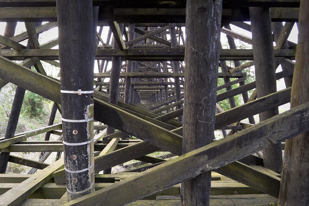 Wilburton trestle