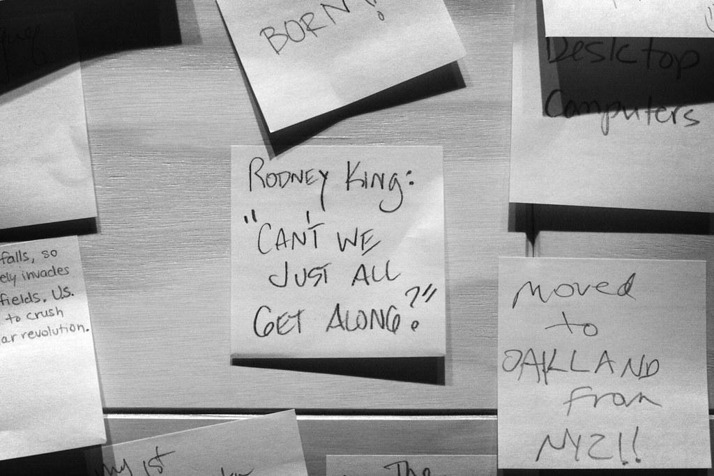 1992: Rodney King